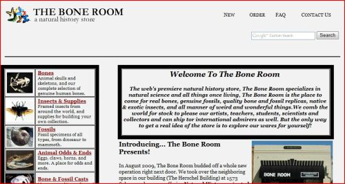 boneroom