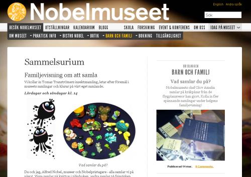 nobelmuseet